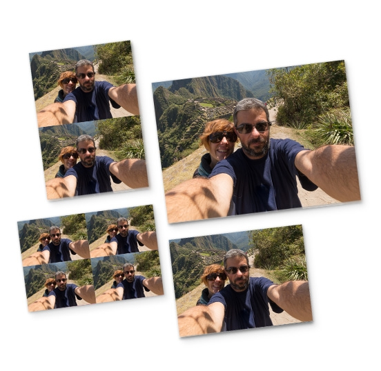 Planche de photos