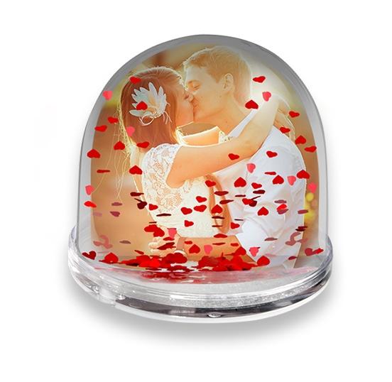 Boule à cœur