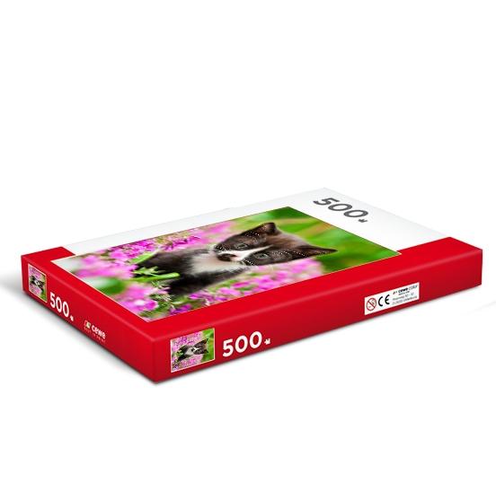 Puzzle 500 pièces