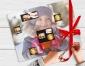 Calendrier photo de l'Avent avec chocolats Ferrero®