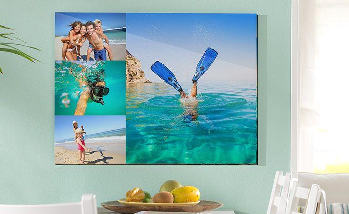 poster photo composez votre p le m le photo personnalis. Black Bedroom Furniture Sets. Home Design Ideas