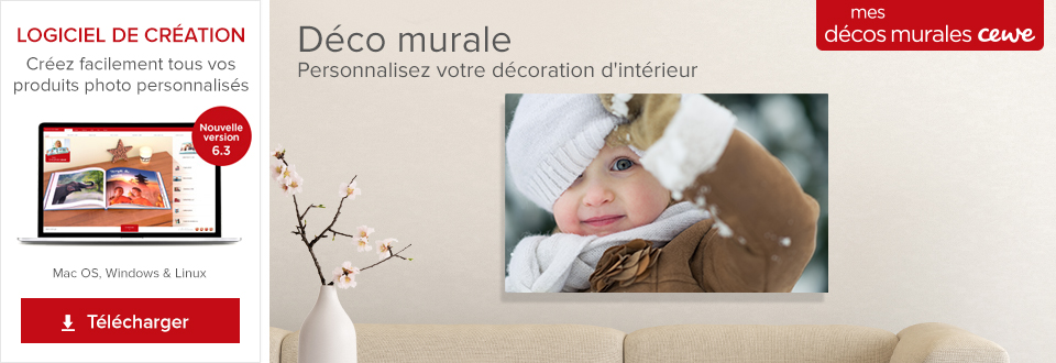 Décoration Murale Photo Vos Photos En Grand Format Cewe