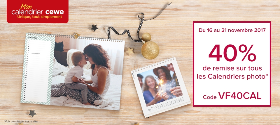Offre calendriers