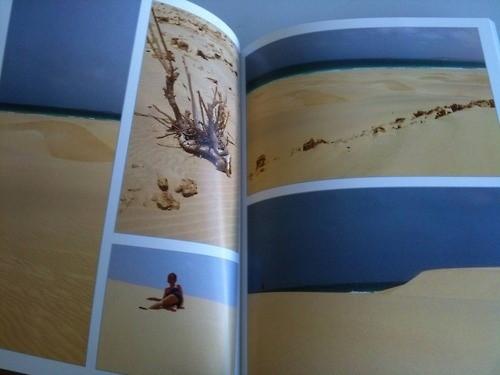 Un exemple de livre photo à la thématique de la plage
