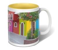 Mug avec intérieur coloré
