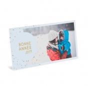 Carte de vœux personnalisée 2019