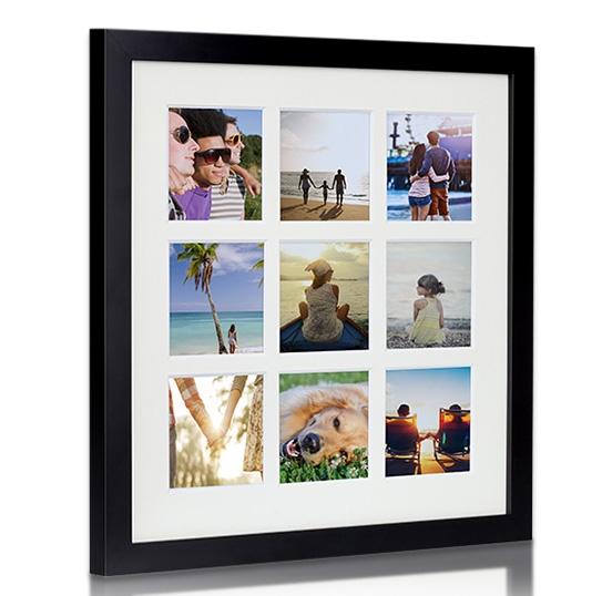 cadre photo magn tique pour magnets photo personnalisables. Black Bedroom Furniture Sets. Home Design Ideas
