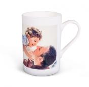 Tasse photo en porcelaine