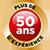 50 ans d'expérience