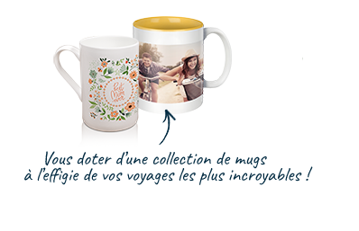 Mug Accor et CEWE photo