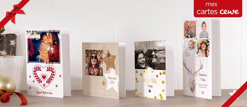 Des cartes et faire-part à partager avec vos proches