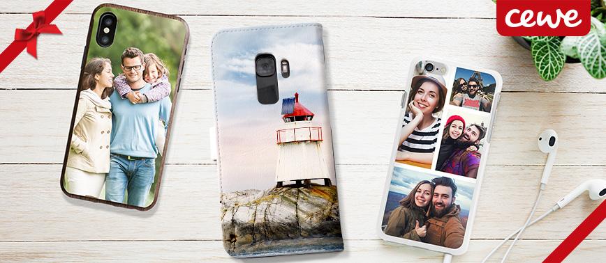 Une coque de smartphone personnalisable en 3 clics