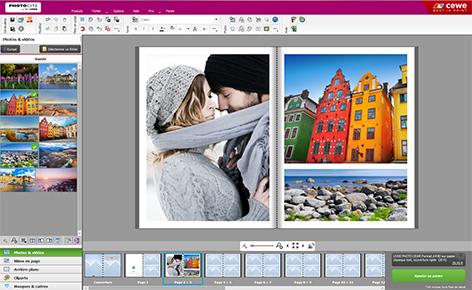 Créer un livre PHOTO CEWE