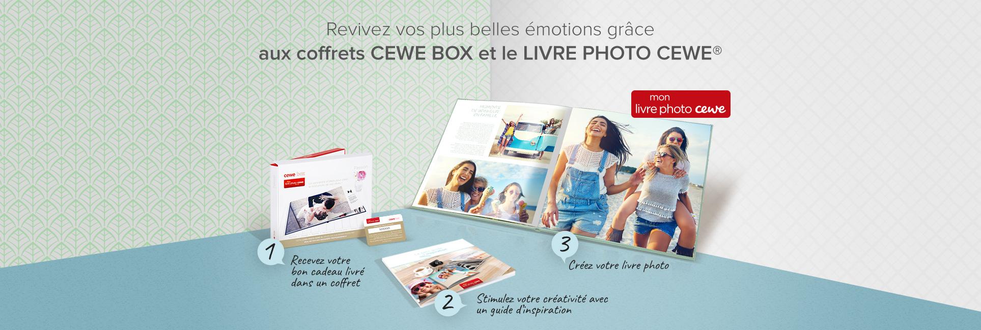 CEWE BOX Photo