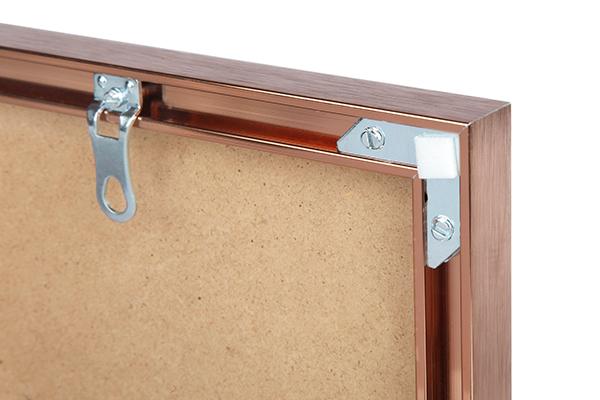 best elegant accroche de fixation pour cadre en bois with accroche pour cadre with attache a. Black Bedroom Furniture Sets. Home Design Ideas